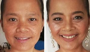 Ove su žene dokaz kako nam malo šminke u trenu može podići samopouzdanje