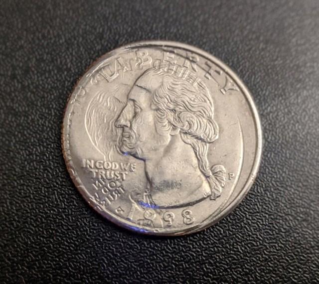 Krivo otisnuta kovanica
