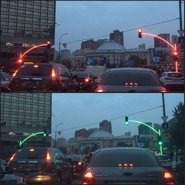 Svjetla na semaforima