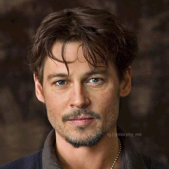 Brad Pitt i Johnny Depp