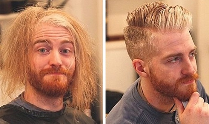 Hrabri ljudi koji su dozvolili frizerima da rade što hoće s njihovom kosom i to je ispalo odlično