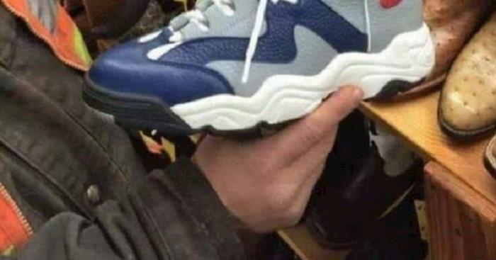 Jesu li ovo tenisice ili čizme? Što god da jesu, izgledaju grozno
