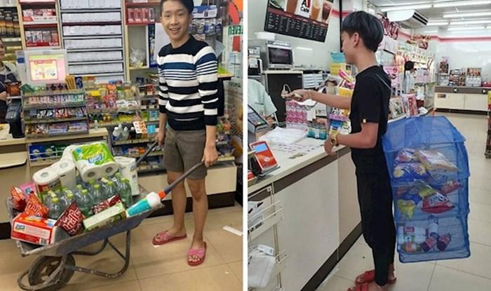 Na Tajlandu su zabranili uporabu plastičnih vrećica, evo kako su ljudi reagirali na promjenu