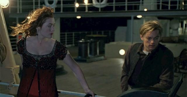 Jedna od netočnosti u filmu bilo je spominjanje jezera Wissota koje je nastalo nakon potapanja Titanica