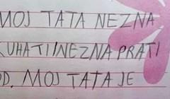 Ovaj mališan je na iskren način opisao svog tatu Dalmatinca