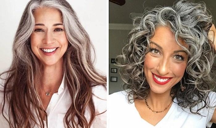 20 žena koje su se odbile ukalupiti i prihvatile svoju sijedu kosu