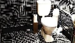 Pločice u ovoj kupaonici su totalno lude, biste li ušli u ovakvu prostoriju?