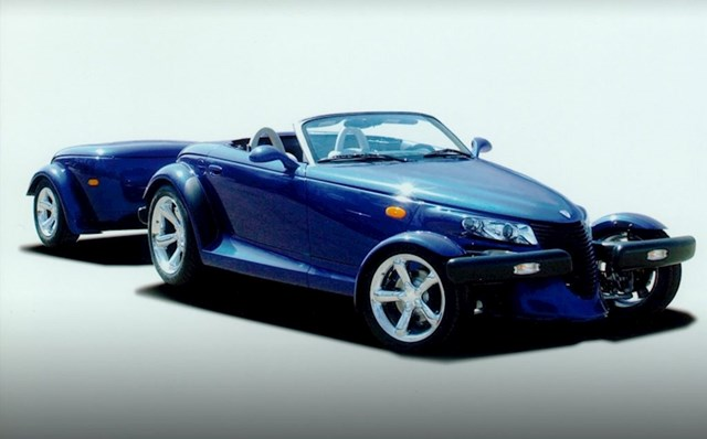 10. Plymouth Prowler
