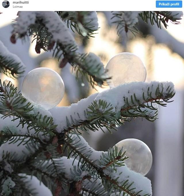 Tko god je rekao da balončići ne mogu trajati dugo, nije ih pokušao zamrznuti