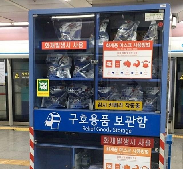 Automat s prvom pomoći