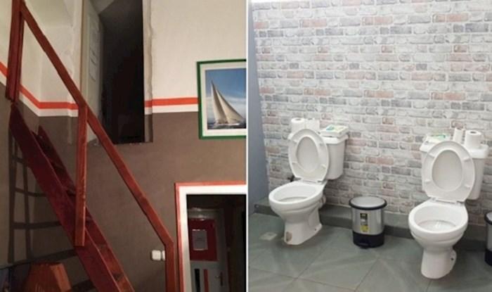Ljudi su podijelili fotke najčudnijih hotelskih soba i apartmana u kojima su boravili