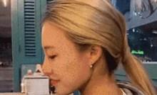 Cura nije imala gumicu za kosu, pogledajte kako ju je ipak svezala u rep