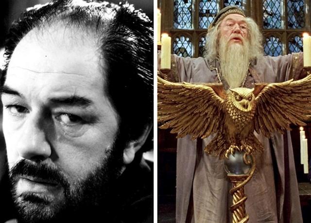 Albus Dumbledore, Michael Gambon