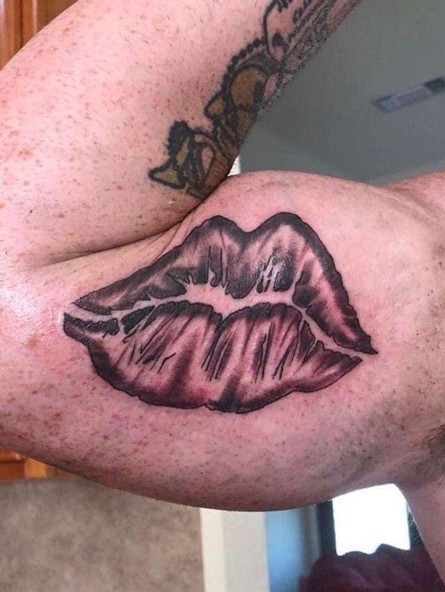 """""""Moj frend je ponosan na svoju tetovažu..."""""""