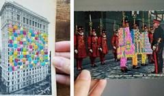 Umjetnica udiše novi život stari fotografijama pomoću igle i konca