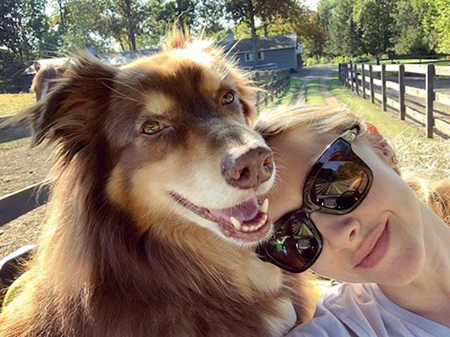 Amanda Seyfried i Finn