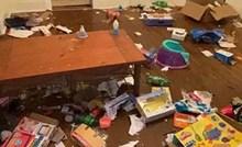 Čovjek objavio fotke stana kojeg su mu uništili podstanari, ovo je kaos