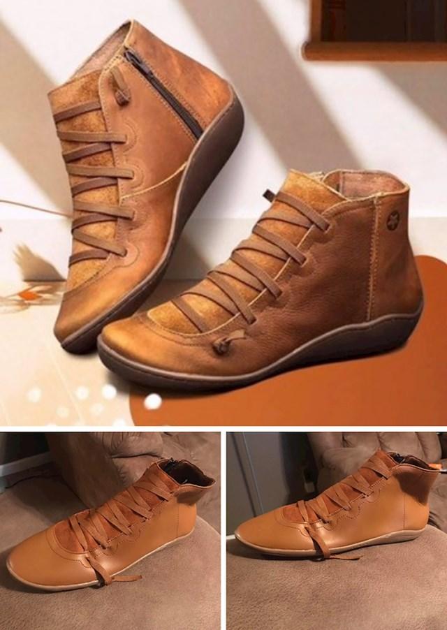 """Naručila je """"ručno rađene, kvalitetne"""" cipele kako bi podržala lokalnog obrtnika. Stigle su joj cipele sa donje slike..."""