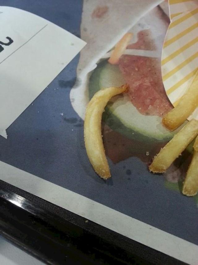 Krumpirić kao banana