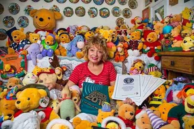 Winnie the Pooh plišane igračke
