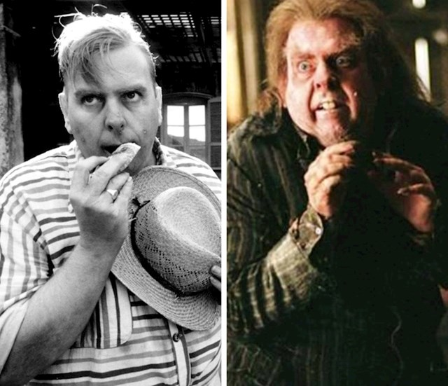 Peter Pettigrew, Timothy Spall