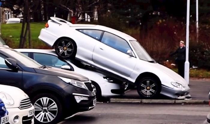 VIDEO Pogledajte najgora parkiranja ikad