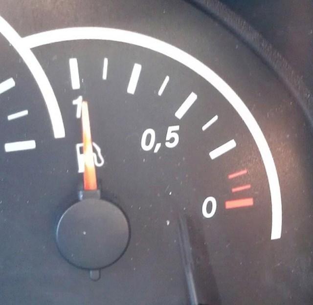 U Venezueli možete napuniti cijeli spremnik gorivom