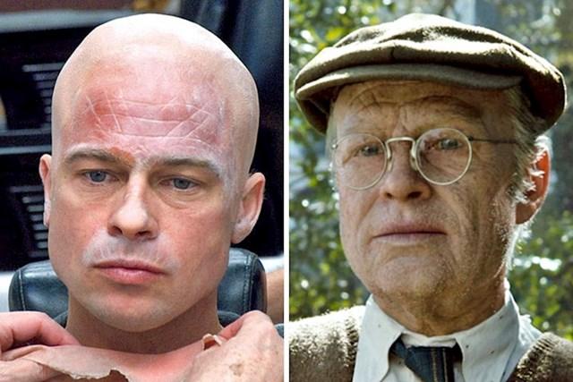 Brad Pitt, The Curious Case Of Benjamin Button (Neobična priča o Benjaminu Buttonu)
