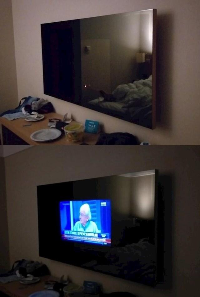 """""""Platio sam više za veći tv"""""""