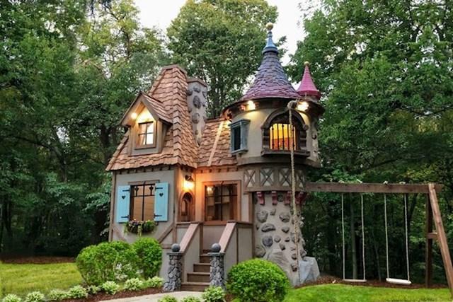 """""""Izradio sam ovaj dvorac jednoj obitelji..."""""""