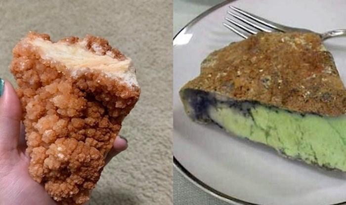 Korisnici Twittera dijele fotke kristala koji izgledaju poput hrane