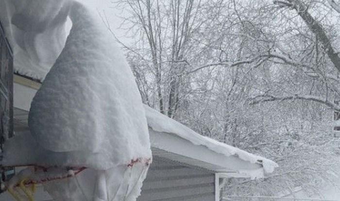 Zimske fotke zbog kojih ćete možda malo zažaliti što su snježni dani iza nas