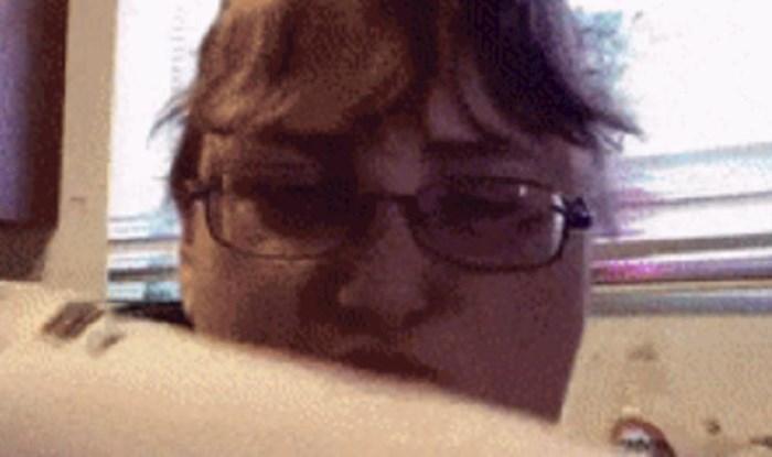 Žena je pokušala napraviti masku od grudnjaka koju je vidjela na internetu, ovo je urnebesno