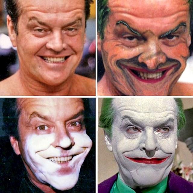 Jack Nicholson, Batman