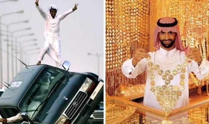 Više od 30 bizarnih stvari koje možete vidjeti samo u Dubaiju
