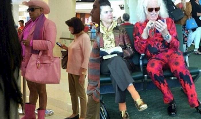 Ovih 19 slika dokazat će vam da na aerodromima možete svašta vidjeti i doživjeti