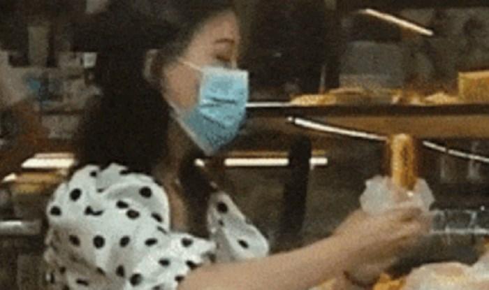 Nisu mogli vjerovati kako ova djevojka jede, morali su ovo snimiti