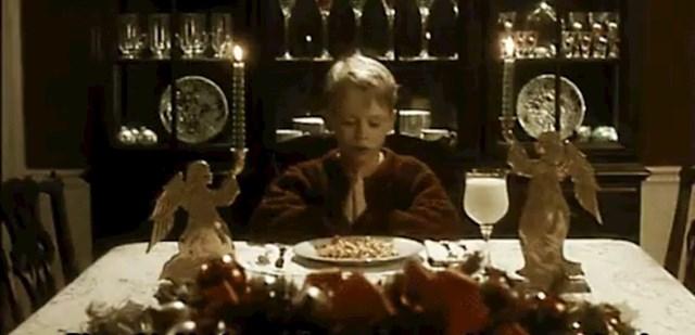 Je li ikada pojeo one makarone sa sirom?