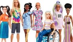 Tvorci Barbie stvorili su lutke kojima slave različitost