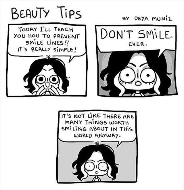 Kako spriječiti bore smijalice? Nemoj se smijati