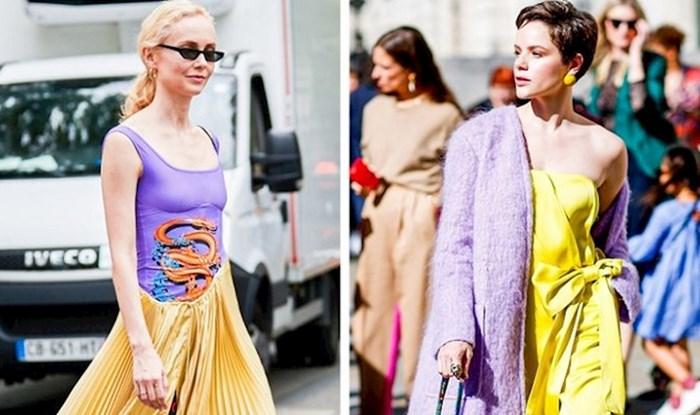 Odlične kombinacije boja koje većina žena nikada ne bi obukla