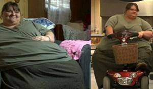 Imala je preko 300 kila, a onda se odlučila na drastičnu promjenu. Pogledajte ju danas