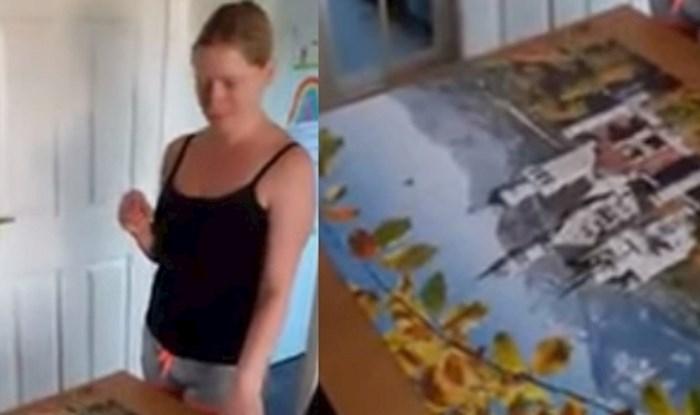 Žena je tri tjedna slagala puzzle, njen muž je učinio nešto zbog čega će ona sigurno tražiti razvod