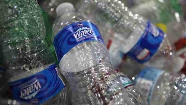 Naljepnice s plastičnih boca