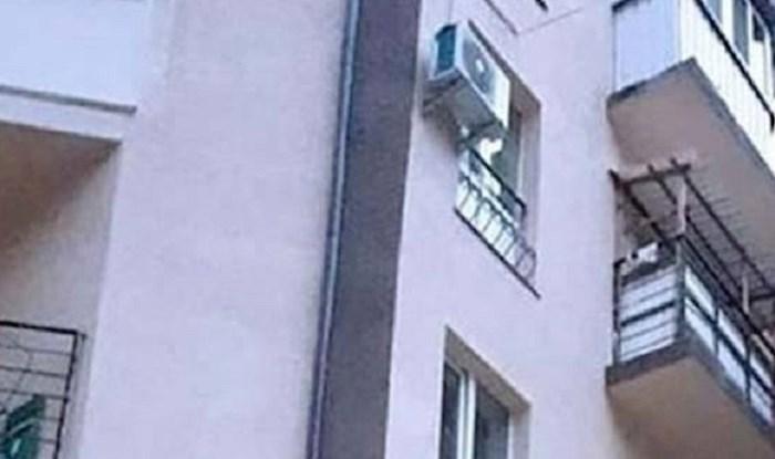 Ako mislite da vi nemate privatnosti, pogledate koliko su ove dvije zgrade blizu jedna drugoj