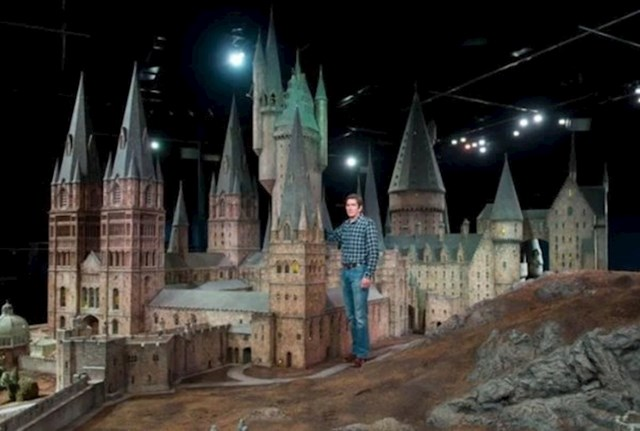 Kako Hogwarts zbilja izgleda