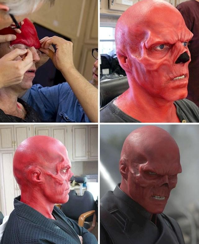 Hugo Weaving, Captain America (Kapetan Amerika)