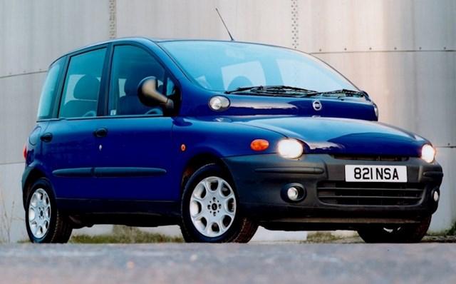 1. Fiat Multipla