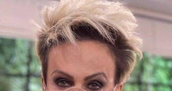 Ova žena ima najoriginalniju masku koju ste do sada vidjeli