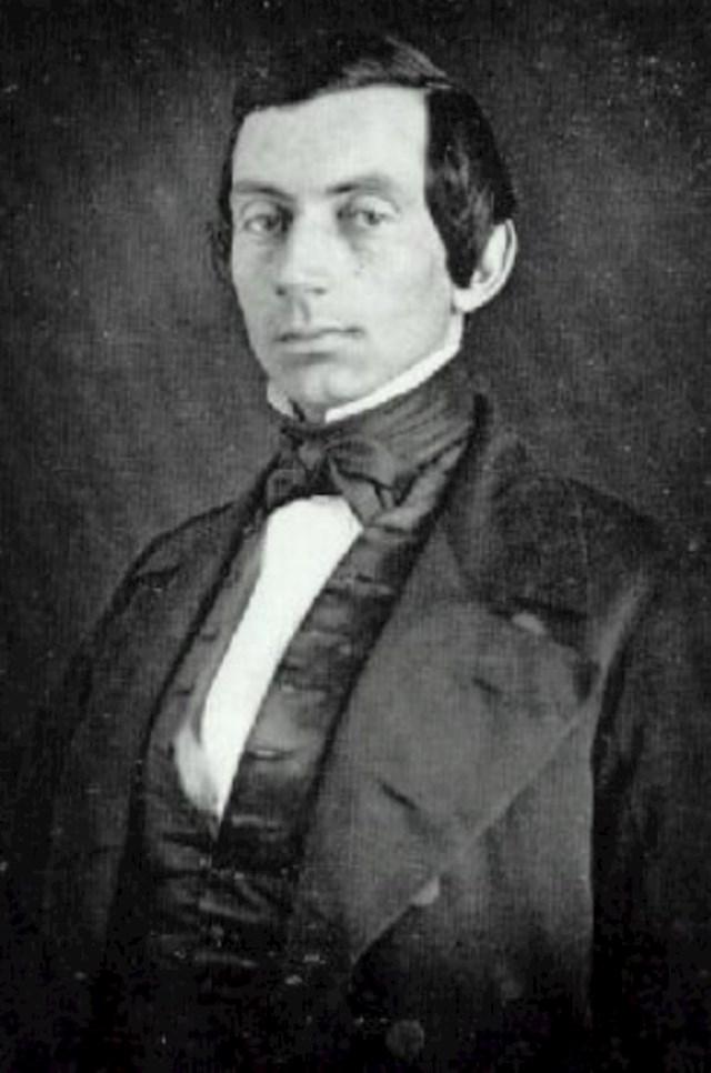 Abraham Lincoln u ranim 30-ima